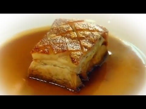 Pressed Belly of Pork - Gordon Ramsay  #picsandpalettes