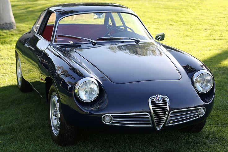 Alfa Romeo Giulietta SZ Zagato 1959 0 | John Wiley | Flickr