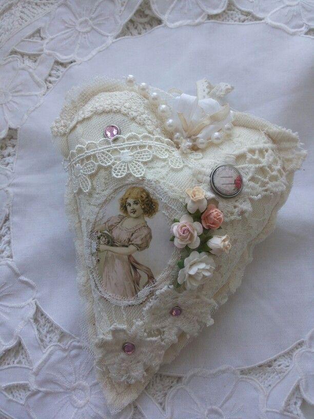 Сердечко.heart, my handmade