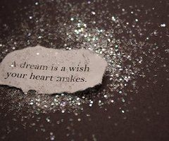 Disneyquotes, Disney Quotes, Cinderella Quotes, Dreams Big, Songs, My Heart, So True, Heart Quotes, Glitter