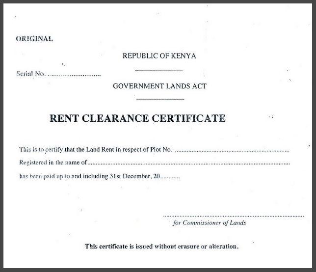 12 Clearance Certificate Templates Certificate Templates Card