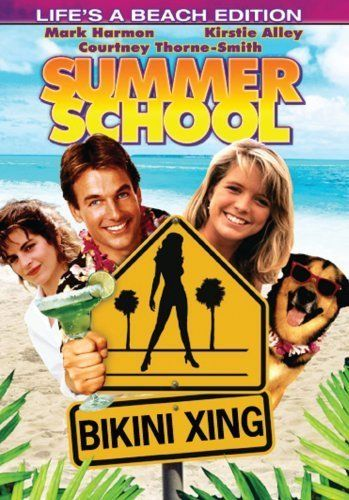 """Directed by Carl Reiner.  With Mark Harmon, Kirstie Alley, Robin Thomas Grossman, Patrick Labyorteaux. A high-school gym teacher has big plans for the summer, but is forced to cancel them to teach a """"bonehead"""" English class for misfit goof-off students. Fortunately, his unconventional brand of teaching fun field trips begins to connect with them, and even inspires ardor in some."""