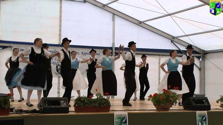 IV. Landesjugendtreffen Tanzgruppe GANT TARIAN 2014