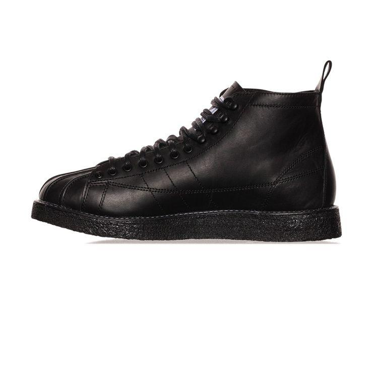 adidas Originals by Neighborhood Shell Toe Footwear - Slam Jam Socialism