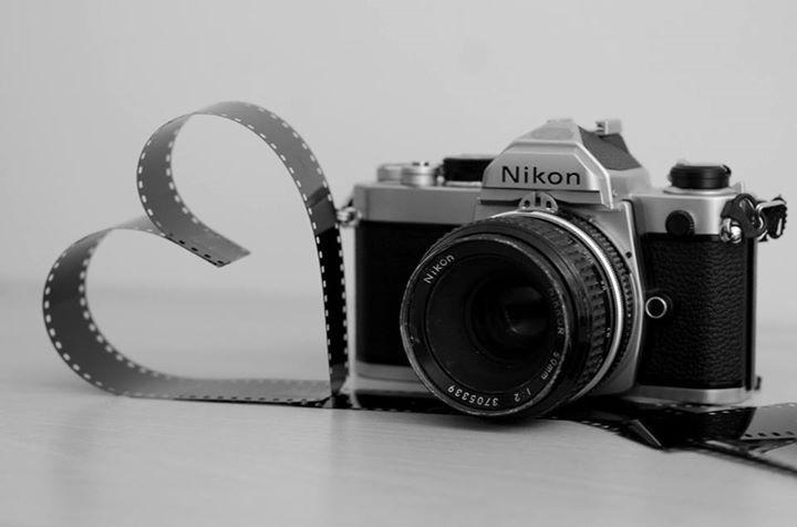 Nikon heart film
