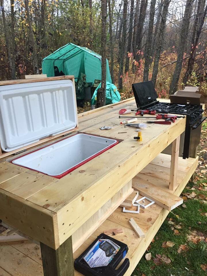 Outdoor-Küche – Ronan de la Gournerie   – Scott Snyder