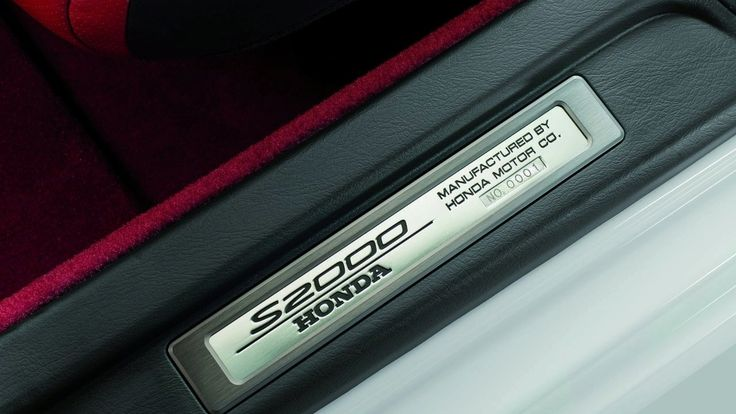 2009 Honda S2000 Ultimate edition. The final close-out model for European buyers only.