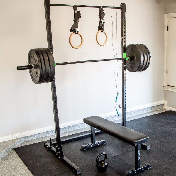 The Ultimate Garage Gym Package Products Garage Gym