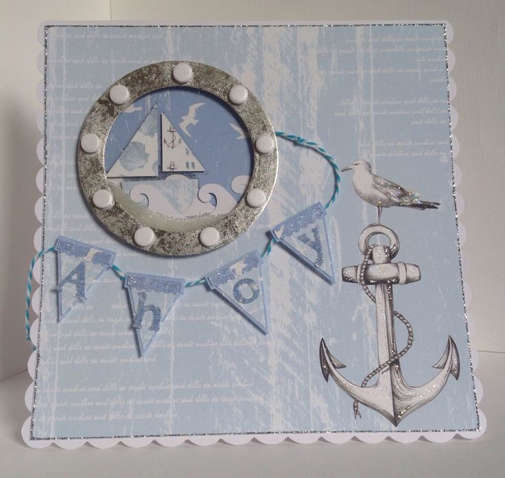 Card designed by Emma Smith using Harbour Boulevard.