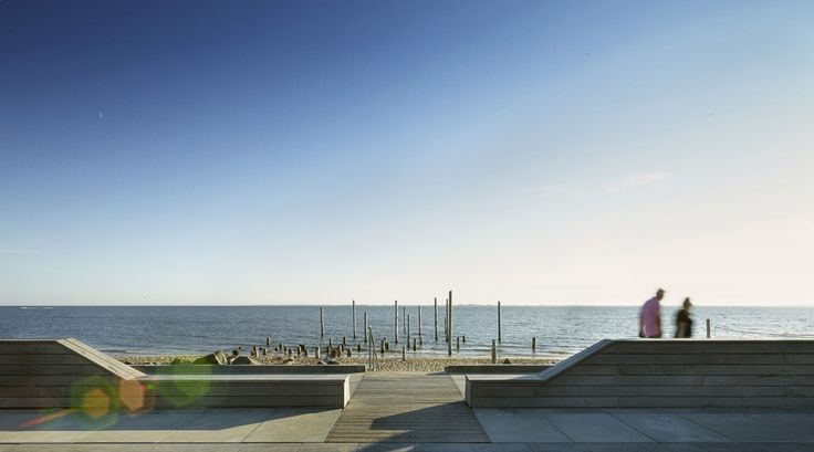 Gallery of Esbjerg Beach Promenade & Sailing Club / Spektrum Arkitekter, Sofie Willems, Nathan Romero, Joan Raun, Stine Christiansen, Kira Snowman - 12