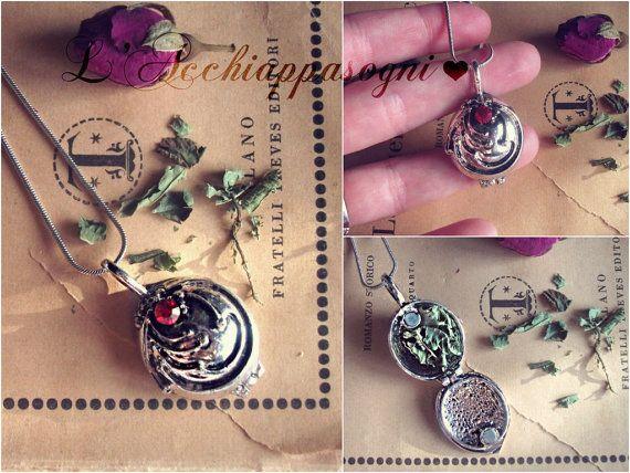 The Vampire Diaries Jewelry Elena Gilbert by LAcchiappasogni