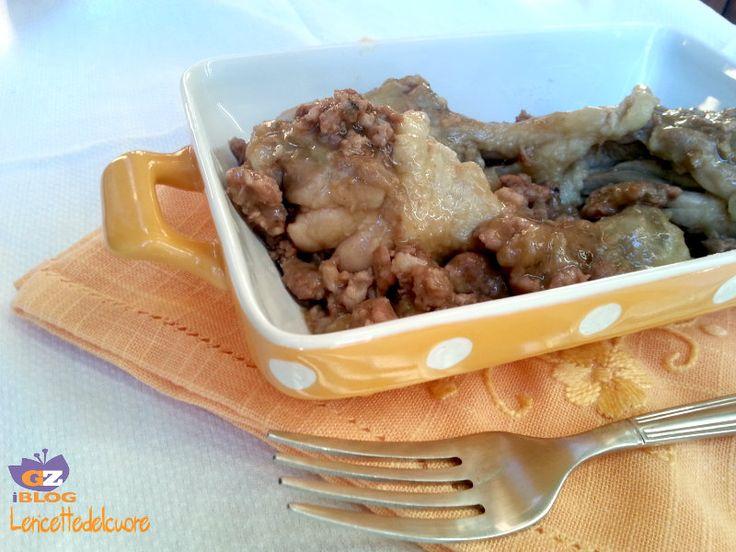 Pollo alla salsiccia ricetta semplice