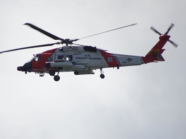 @uscg headed over the coastline! 🌐n/a 🚁Sikorsky HH-60J Jayhawk #CG6022 🚹n/a  Welcome! Please follow for more pictures!  #wickedspecialsaturday #coastguard #sandiego #oneworld #airfrance #aircanada #boeinglovers #sikorsky #socal #helicopter #planespotting #plane #united #delta #coast #us #jayhawk #airbus #embraer #md #spirit #sandiego #sandiegoconnection #sdlocals #sandiegolocals - posted by  https://www.instagram.com/sandiegospotter. See more post on San Diego at http://sdconnection.com