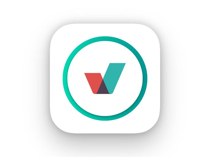Gradient App Icon - by Felipe Perobeli | #ui #icon                                                                                                                                                     More