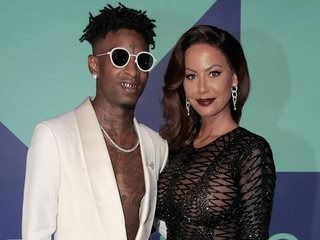 EXCLUSIVE: Amber Rose Gushes Over Boyfriend 21 Savage, Reveals Advice for New 'DWTS' Cast