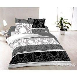 Lenjerie de pat din bumbac satinat Cottonissima Elegance negru 2 persoane. Detalii aici: http://www.asternuturisiprosoape.ro/lenjerie-de-pat-din-bumbac-satinat-cottonissima-elegance-negru-2-persoane.html