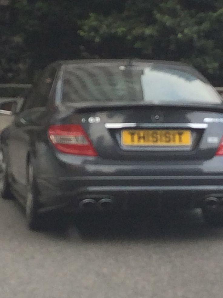 36 best Car Number plates images on Pinterest | Car number plates ...
