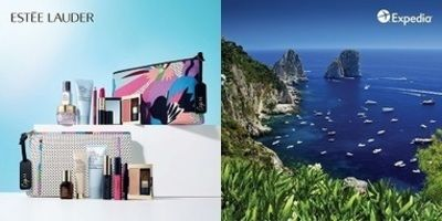 Estée Lauder, a leader in prestige beauty, and Expedia.com®, one of the world's largest full-service travel sites, today announced they will work together and offer customers the opportunity to enter for a chance to win an experience of a lifetime to one of many exotic destinations that inspired the Estée Lauder North America Spring 2018 Gift-With-Purchase collection. The announcement marks the first time Estée Lauder is teaming with a travel brand to provide customers a new and exciting way…