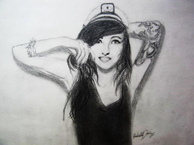 My old drawing of lights!