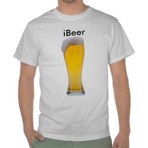 IBeer Tee Shirts