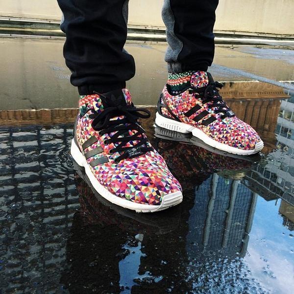 Adidas ZX Flux 'Multicolor'