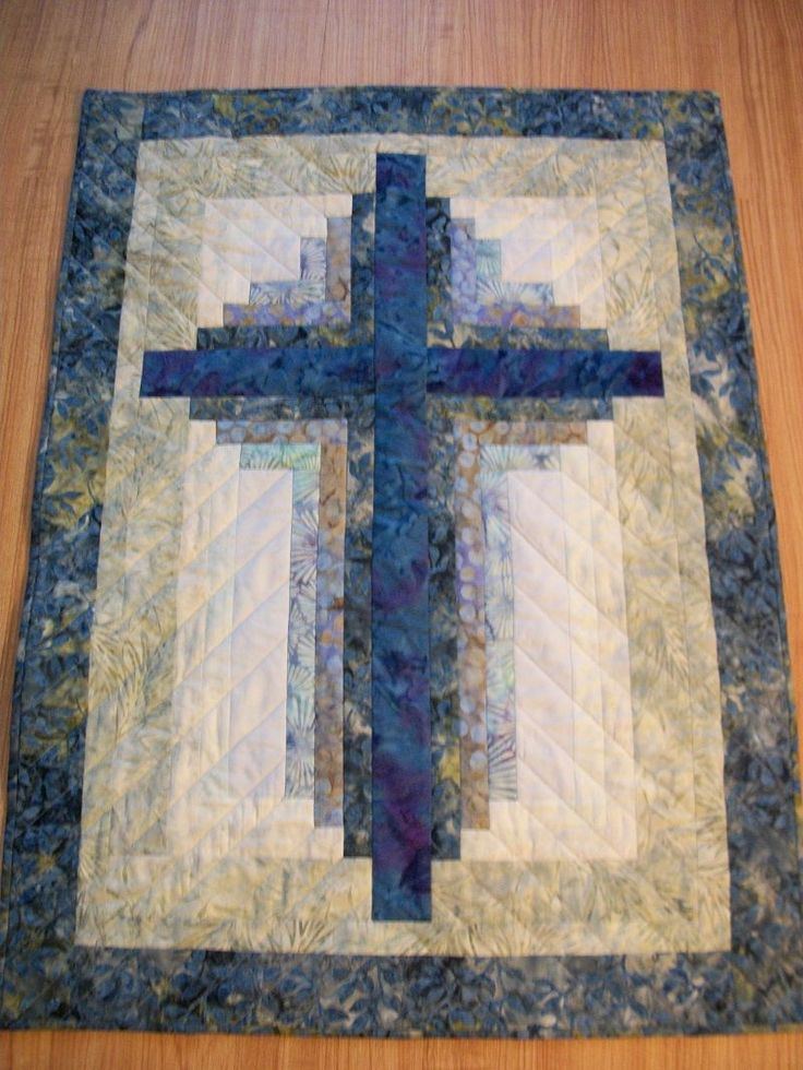 34 Best Quilting Crosses And Watercolor Images On
