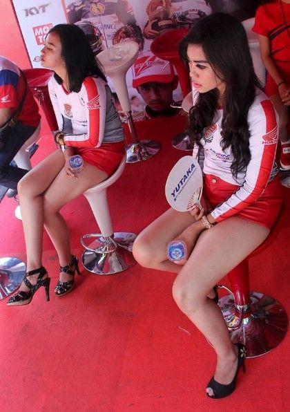 Gallery Cewek Seksi di Honda Dream Cup 2016 Medan - Lintas Otomotif | Majalah Otomotif Online Indonesia