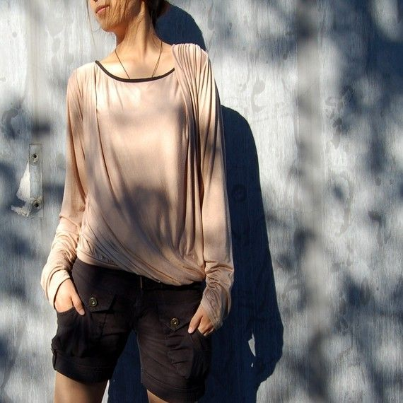 a lovely draping top-parts-covering thing