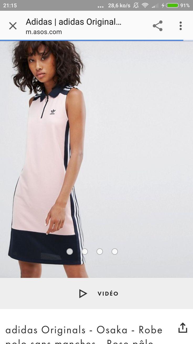 Asos Adidas dress ❤️