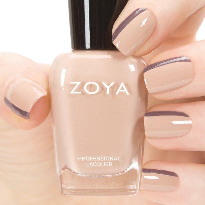158 best Nails: Zoya Naturel Collection 2014 images on Pinterest ...