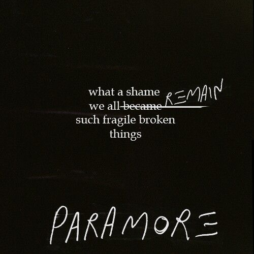 paramore quotes - photo #18
