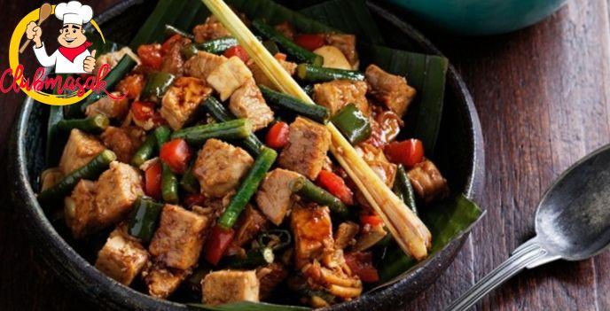 Resep Tahu Pedas, Hidangan Nonya Paduan Kuliner Cina Dan Melayu, Club Masak