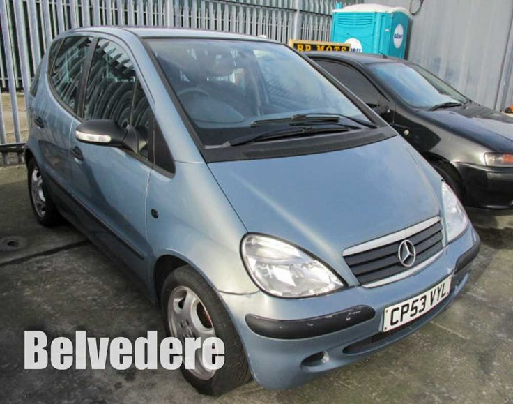 2004 Mercedes A 160 #onlineauction #johnpyeauctions #carsforsale #mercedes #cars