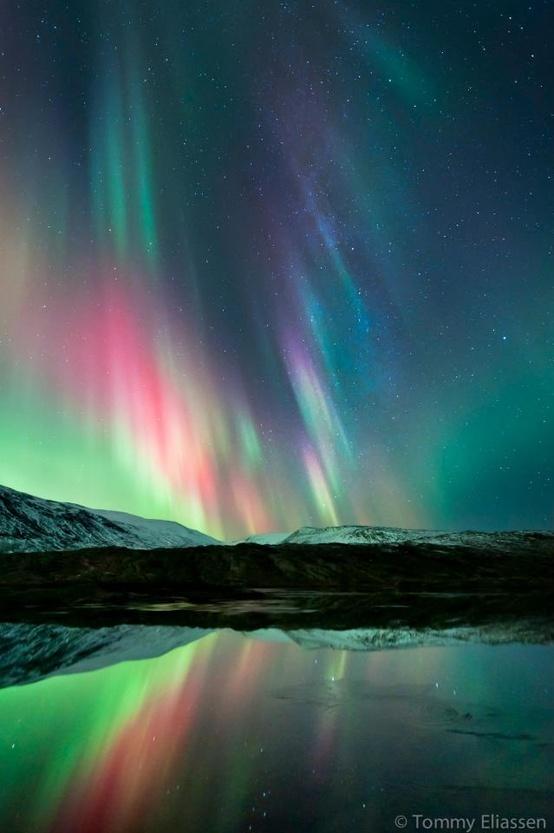 kuzey ışıkları neden bu kadar çekici?