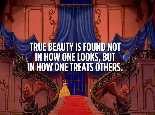 Beauty and the Beast | 21 Invaluable Life Lessons We Learned From Disney Movies