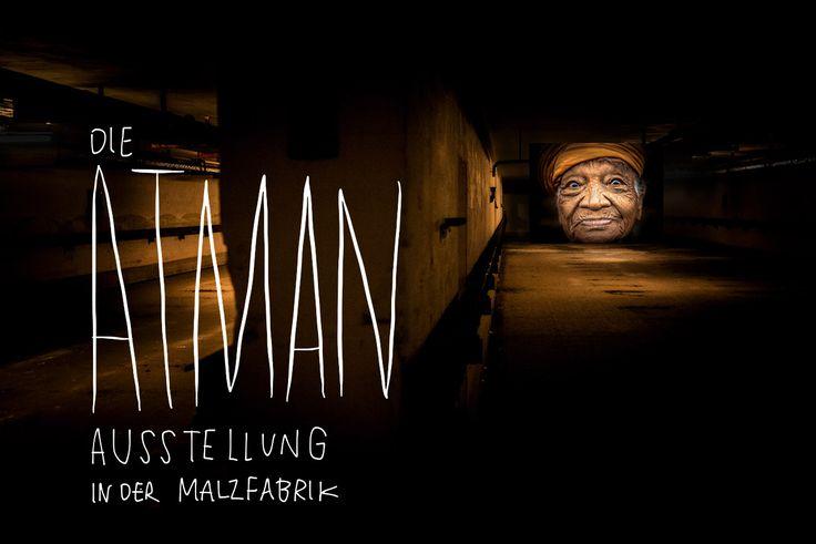 Die Atman Fotoausstellung in der Berliner Malzfabrik – eine Erfahrung?