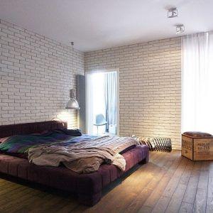 Superb White Brick Wallpaper Bedroom Ideas