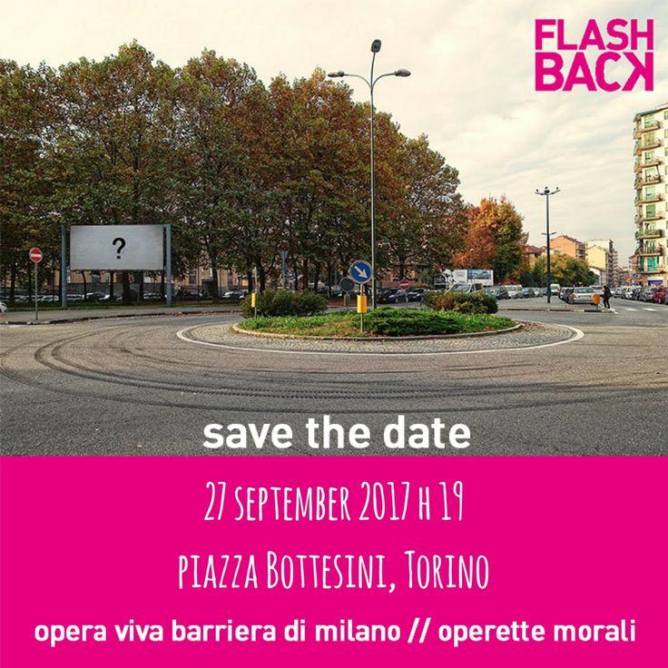 """OPERA VIVA BARRIERA DI MILANO presenta  Roxy in the Box con """"Martiri"""" (2017) Inaugurazione mercoledì 27 settembre, ore 19  Piazza Bottesini, Torino"""