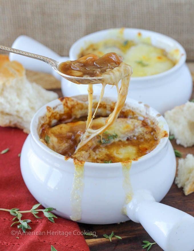 The Best Homemade French Onion Soup – A love story