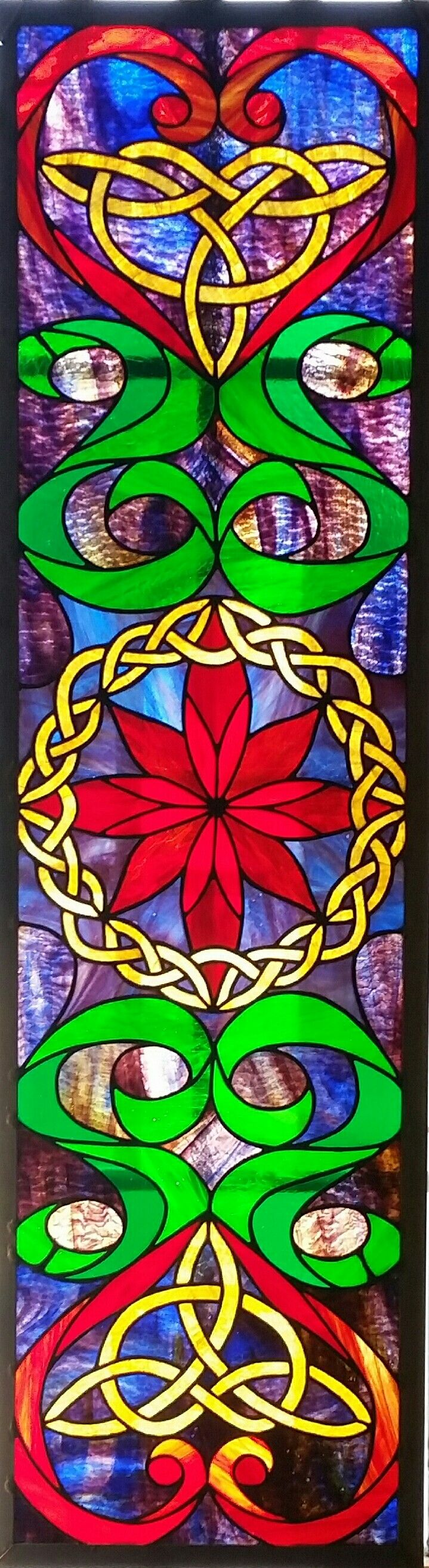 Best 25+ Celtic stained glass ideas on Pinterest