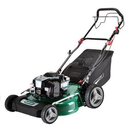 Qualcast 150cc Self Propelled Petrol Rotary Lawn Mower - 51cm