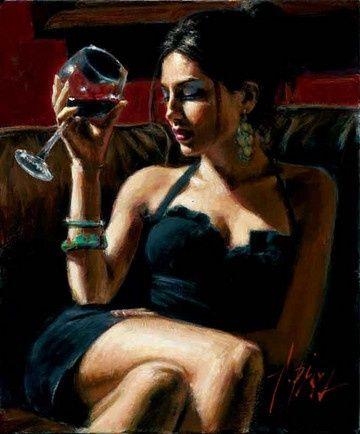 by Fabian Perez http://www.chloethurlow.com/2016/02/morning-sex/