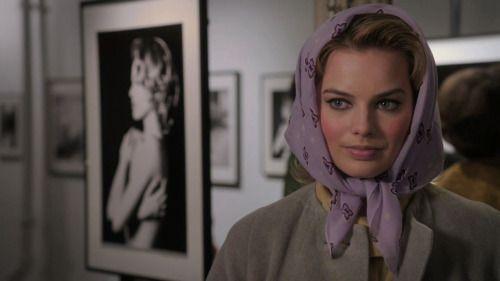 Margot Robbie - Pan Am (scarf, headscarf)