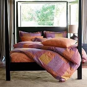 Piazza Percale Comforter Cover/Duvet Cover and Sham | The Company Store