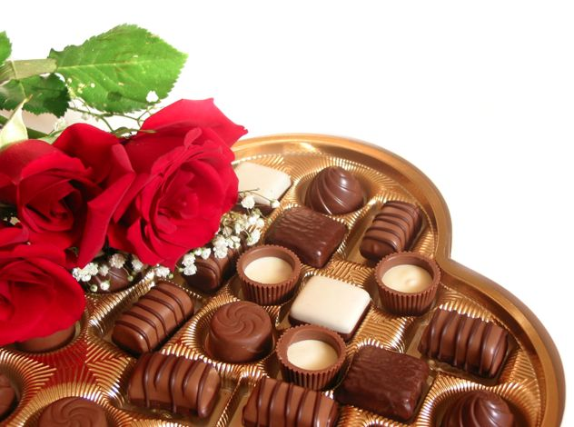 Valentine's Day, Lasting Love or Flowers And Candy