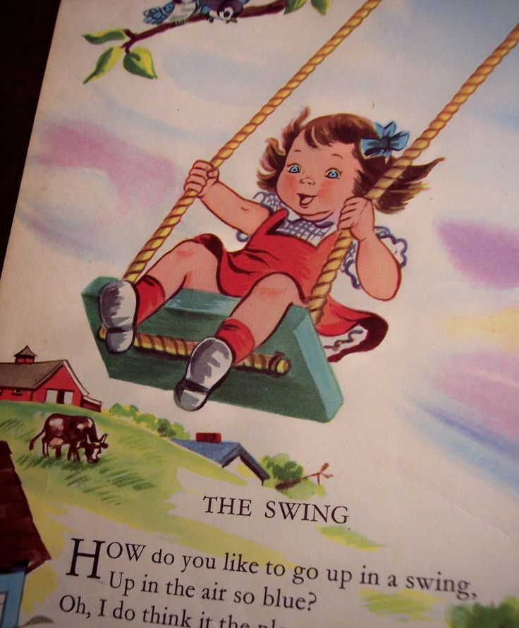 how do you like to go up in a swing