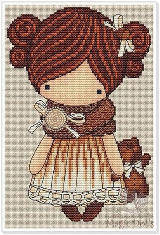 Magic Dolls | Aprender manualidades es facilisimo.com