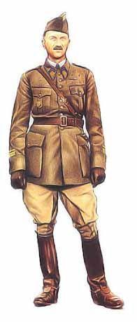 ESERCITO FRANCESE - Chef de bataillon, 46ème régiment d'infanterie, 1940