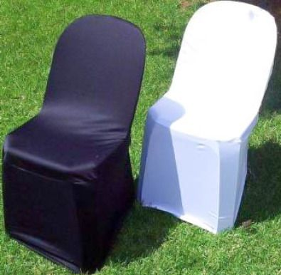Bulk lot consists of 50 x ancona / hola stretch-fit chair covers in the colour of your choice. Postage is included. See our website and listings on Bid or Buy! We ship countrywide and offer discount on bulk orders.