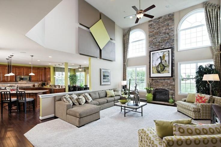 K Hovnanian Floor Plans: 139 Best Images About K. Hovnanian Homes On Pinterest